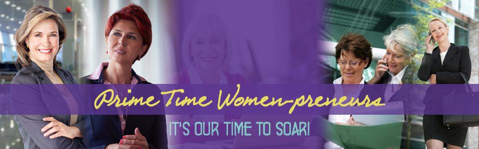 Prime Time Women-preneurs